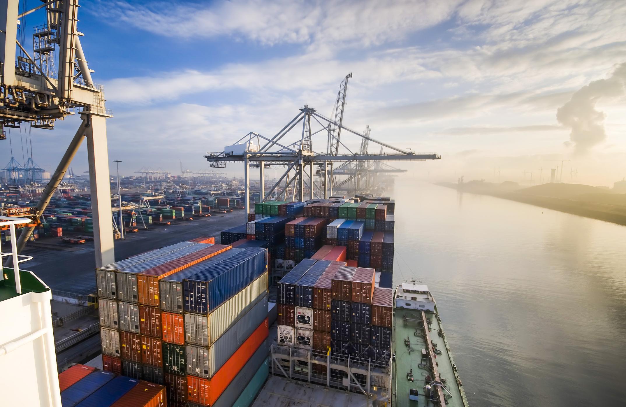 ContainerlieferungNagler