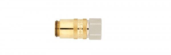 Temperierkupplung mit Innengewinde TI903/8 OV