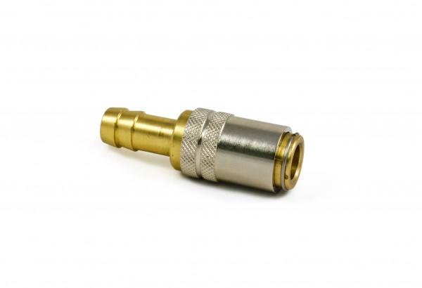 Temperierkupplung mit Pushlok Anschluß TL6506 PL